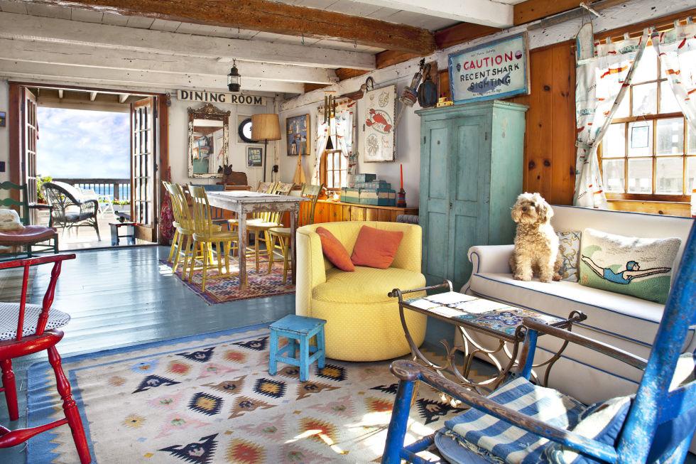 beach themed living room decor design ideas with corner tv 40+ house decorating - home