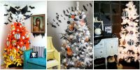 15 Halloween Tree DIY Decorations - How to Make a ...