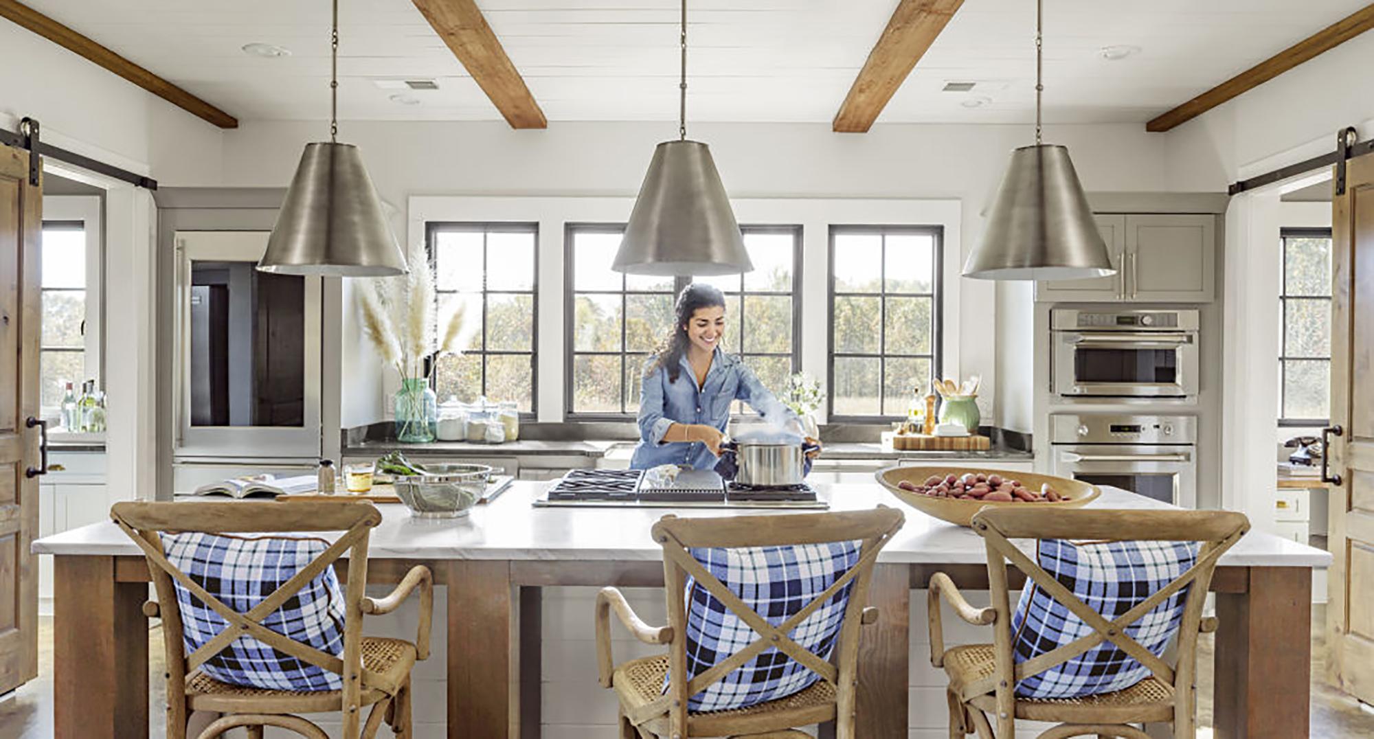 50 Best Kitchen Island Ideas  Stylish Designs for