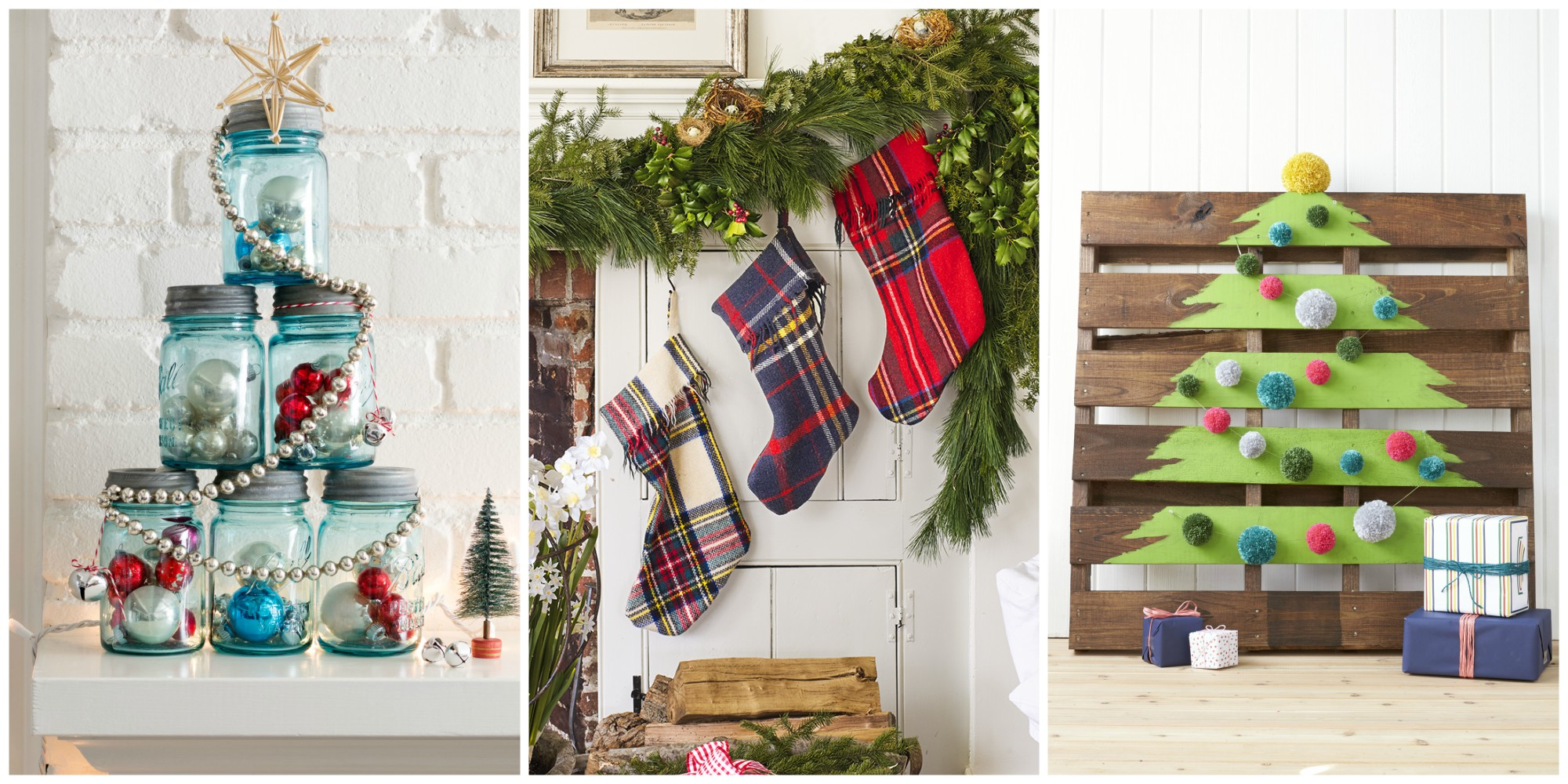 37 DIY Homemade Christmas Decorations
