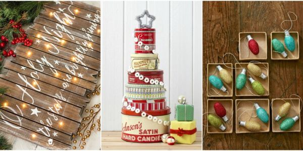 Easy Adult Christmas Craft Ideas