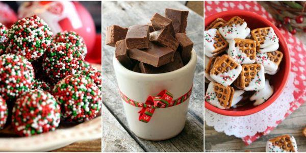 45 Easy Christmas Candy Recipes Ideas for Homemade
