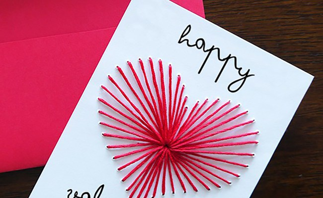 26 Diy Valentine S Day Cards Homemade Valentines