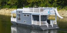 Tiny Houseboat Water - Houses