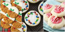 Christmas Cookie Recipes 2017 - Easy Ideas