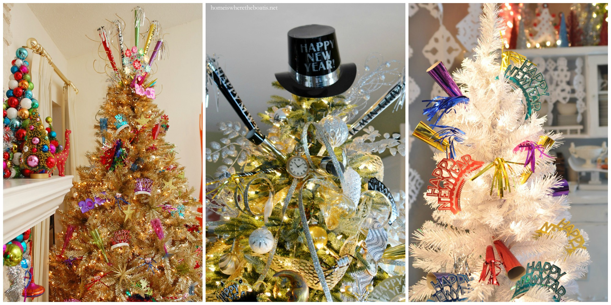 New Year Tree Decorating Ideas  New Year Tree Tradition
