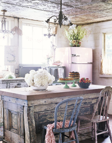 12 Shabby Chic Kitchen Ideas  Decor and Furniture for Shabby Chic Kitchens