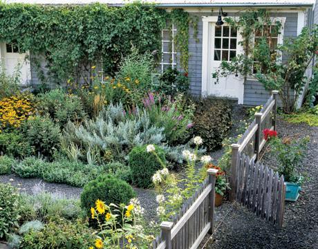 cloistered garden tour