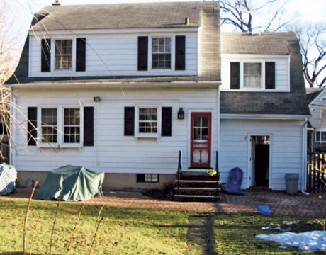 Dutch Colonial Home Remodel Before And After Home Renovation Photos