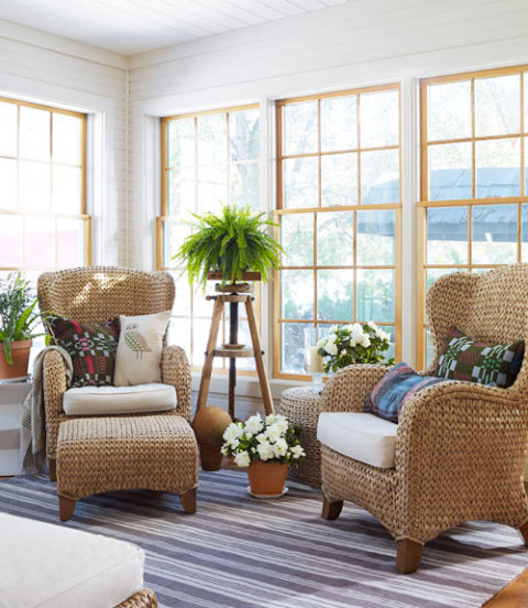 walmart armchair covers lift chairs costco designer tracy reese's home - budget decorating ideas