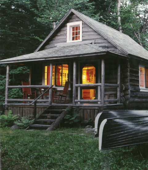log homes are built each year according to the log homes council