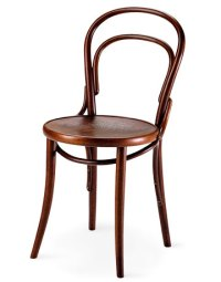Classic Bentwood Chairs - Contemporary Wood Side Chairs