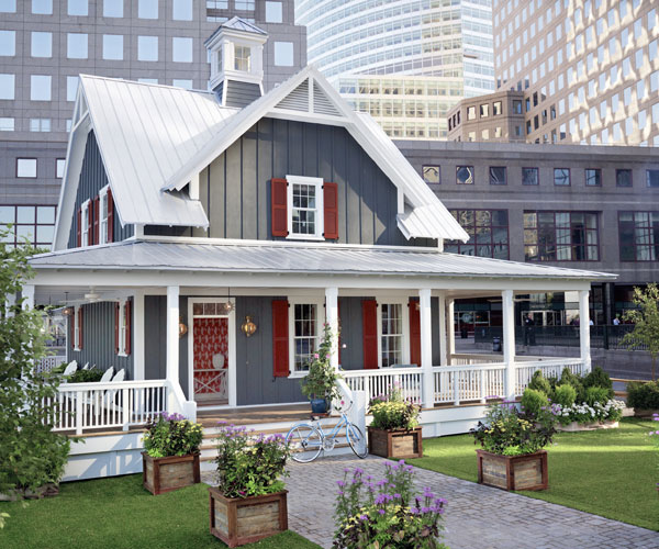 Our Favorite 4th of July Themed Homes  Modernize
