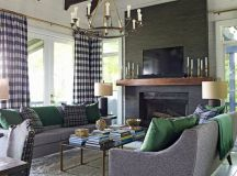 17 Inspiring Living Room Makeovers - Living Room ...