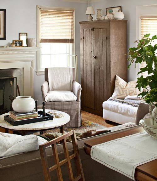 Terri Cannon Nelsons Family Friendly Home Neutral Color