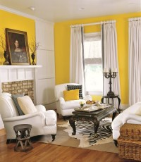 Yellow Rooms - Home Design
