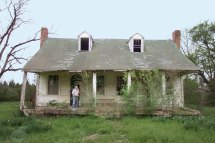 Old Houses Before and After