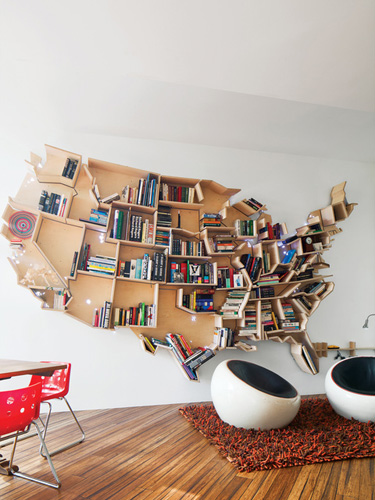 United States Shaped Home Decor Home Decorating Ideas