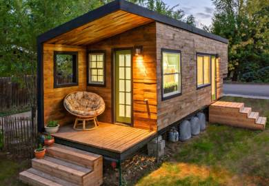 Impressive Tiny Houses Small House Plans