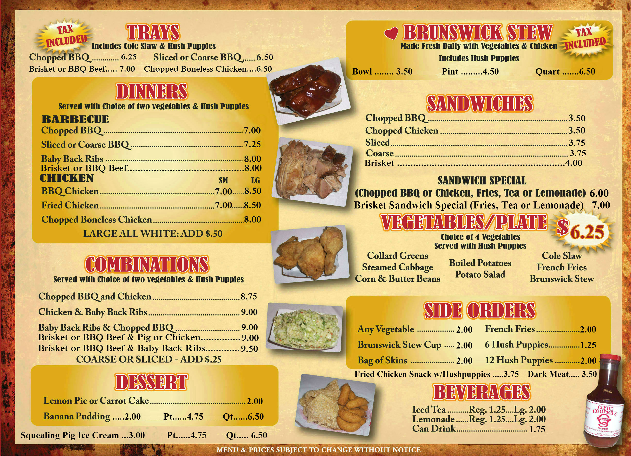 Family Restaurants Wilmington Nc