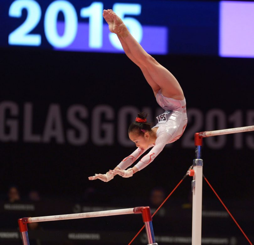 The Rise of the Newbies – World Artistic Gymnastics Championship takes place in Montreal