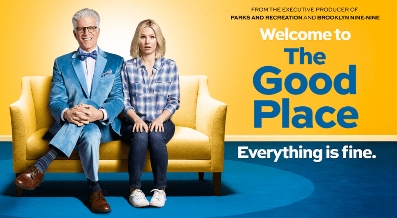 """""""If you missed the first season of this 'forking' brilliant comic show you can – and should – binge it on Netflix"""" – Sara Lovallo leaves us a nicely written review of the surreal comedy series: The Good Place!"""