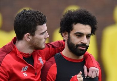 """""""That's the way to shut them up"""" says Andy Robertson"""
