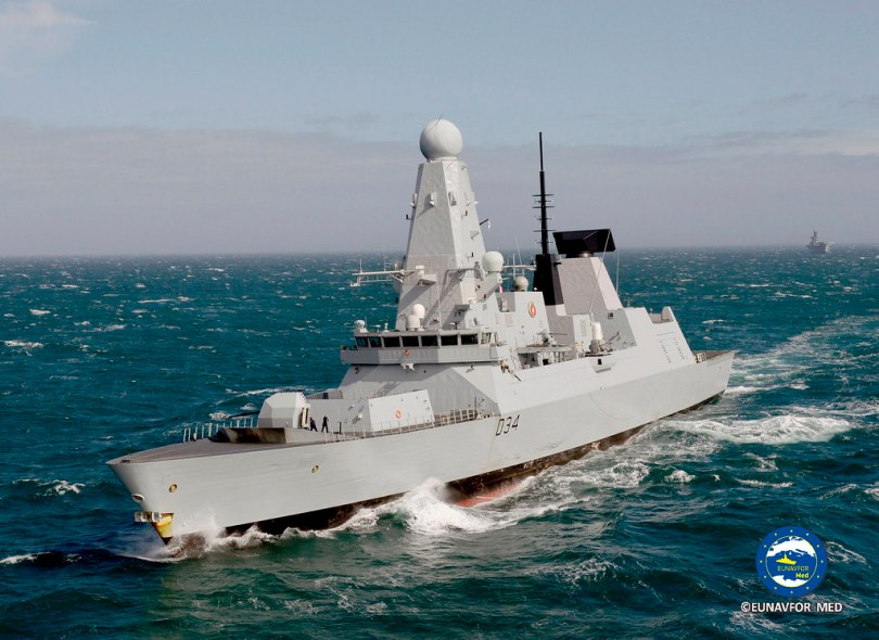 What Britain's Military Spending Means for its Allies