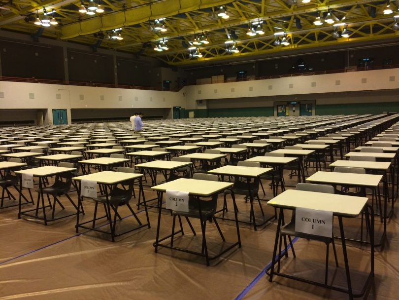 Exams in the Covid19 Pandemic