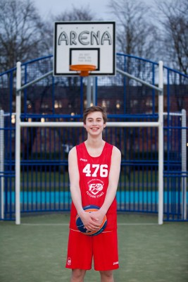 Young Langside Basketball Sensation Set for Scotland
