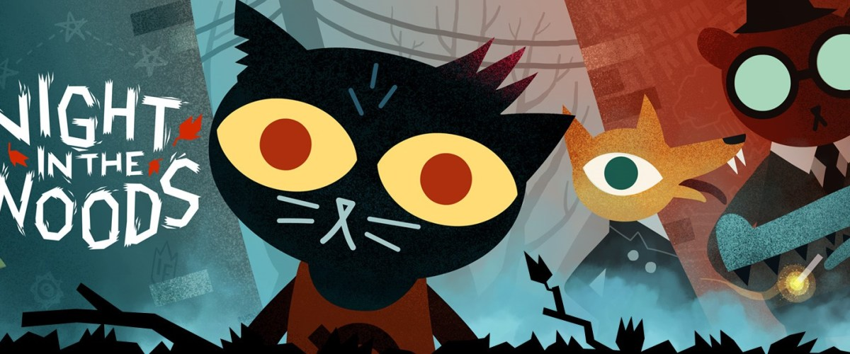 Night in the Woods: Weird Autumn Edition announced