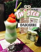 Twister Daiquiri – The restaurants post on Facebook promoting this has over 9.1k likes