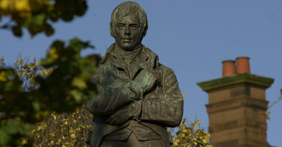 Burns Night : Ten little known facts about Rabbie Burns