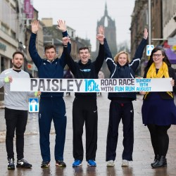 Paisley 10K Road Race with Fun Run
