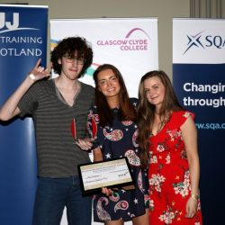 Scottish Student Journalism Awards sees great success for Glasgow Clyde College