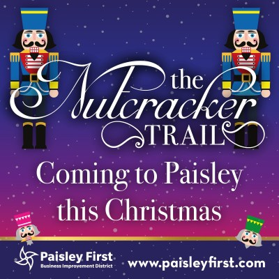 Nutcracker Trail returning to Paisley