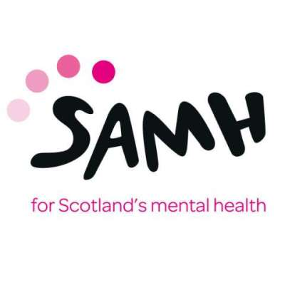 SAMH are tackling suicide rates for Christmas