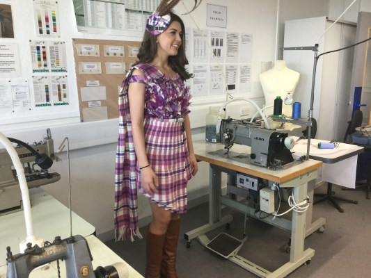 Glasgow Clyde College launch fashion design project