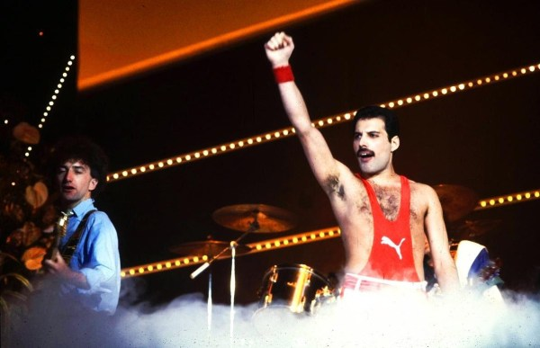 Twenty minutes of freedom: the softer side of Freddie Mercury