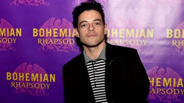 A fairy-tale in Paris for Rami Malek