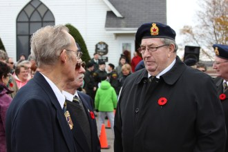 Clyde River Remembrance 2014 1