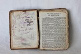 Bible 1890s (Donated by Beer Family)