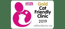 internationally accredited cat friendly vet clinic isfm