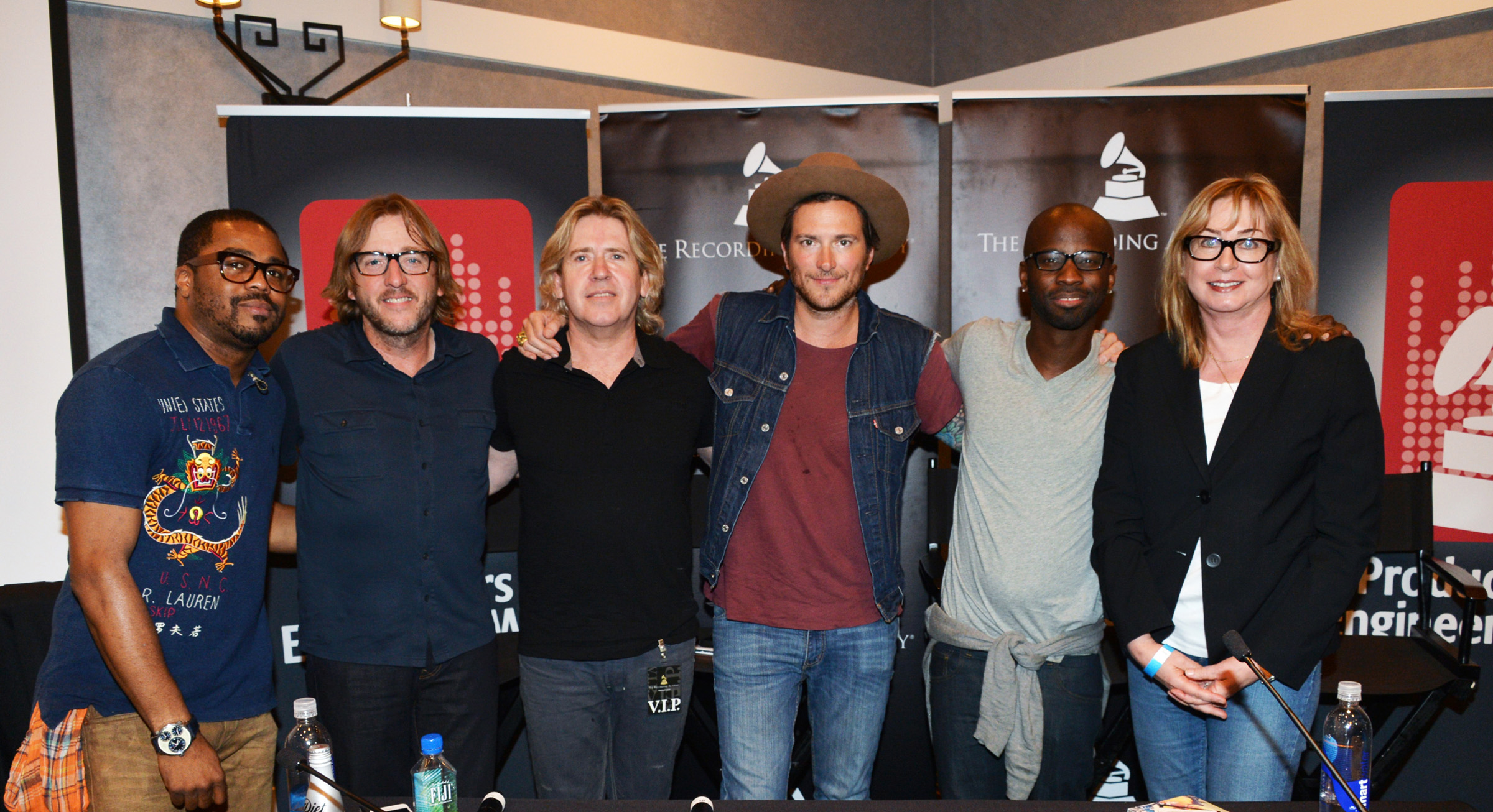 The Recording Academy® Atlanta Chapter Hosts Super Producer Panel At GRAMMY® GPS: A Road Map For Today's Music Pro