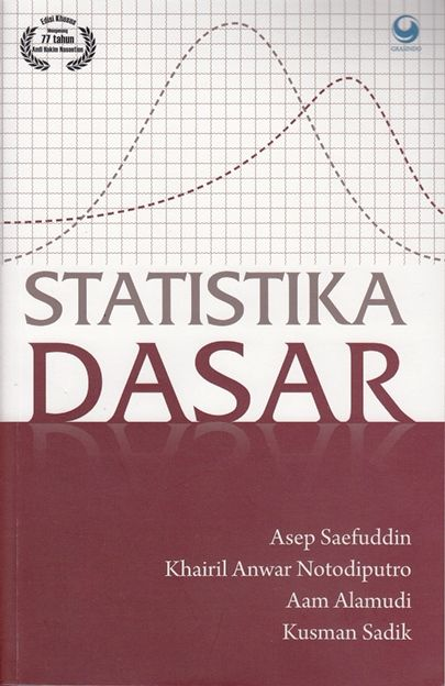 Download Buku Statistika Pdf : download, statistika, Statistika, Dasar, Saefuddin;, Khairil, Anwar, Notodiputro;, Alamudi;, Kusman, Sadik, Mustamin14's, Collection, Cloud, Books