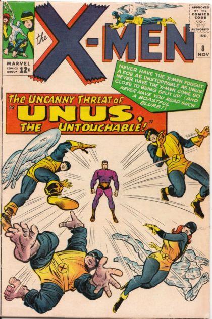 Unus, the Untouchable!