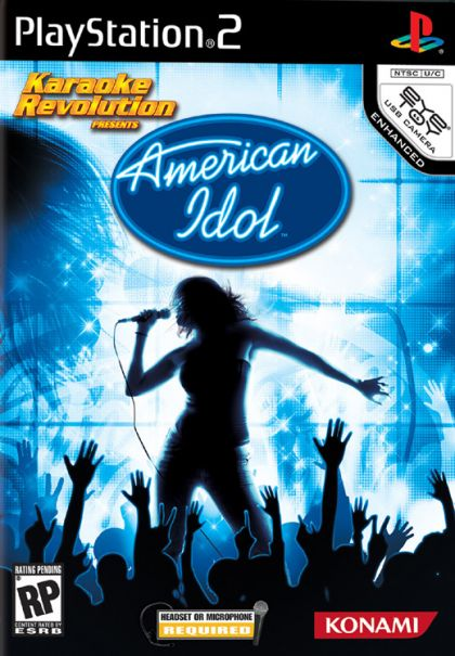 Karaoke Revolution American Idol PlayStation 2 On