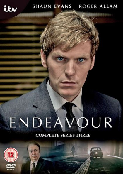 Endeavour Season 3 2012 on Collectorzcom Core Movies