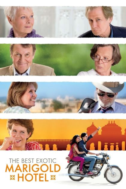 The Best Exotic Marigold Hotel (2011) on Collectorz.com Core Movies