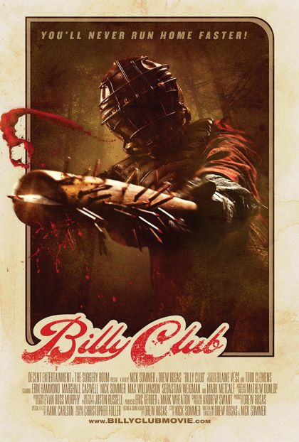 Billy Club 2013 on Collectorzcom Core Movies